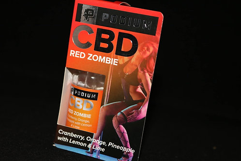 cbd podium 500mg -Red Zombie