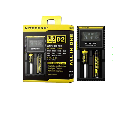 NITECORE D2 DIGICHARGER