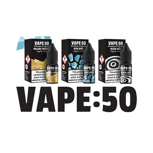 VAPE 50 SALE