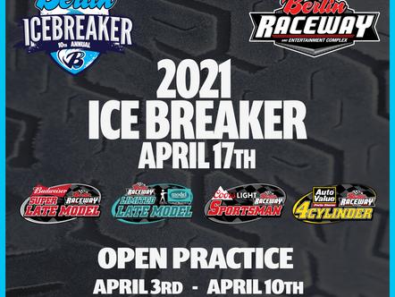 2021 Season opener April 17th