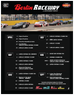 Here is Berlin Raceways 2021 Tentative Race Schedule