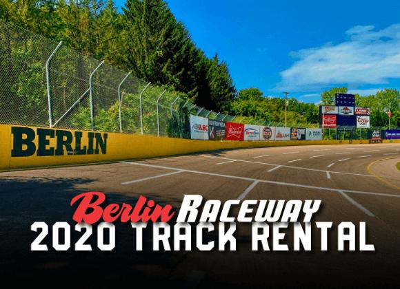 2020 Track Rental Full Day