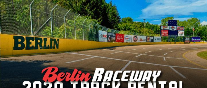 2020 Track Rental 4hr Session