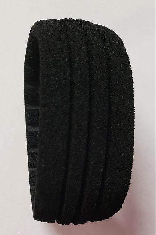 Hard Black Tire Foams - Standard 8th scale buggy / 10th-Shortcourse / 10th- drag
