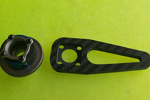 4 Shoe CLUTCH TOOL - carbon fiber