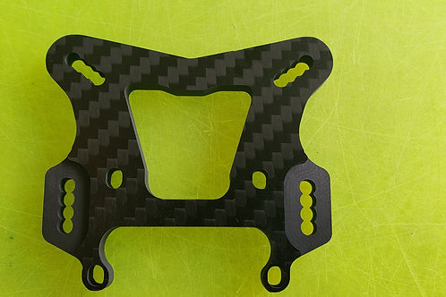 AGAMA FRONT -SHOCK TOWER -CARBON FIBER 5MM