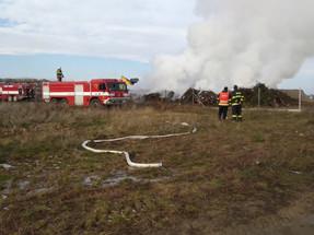Zásah 5.12.2020 - požár Doubravčice