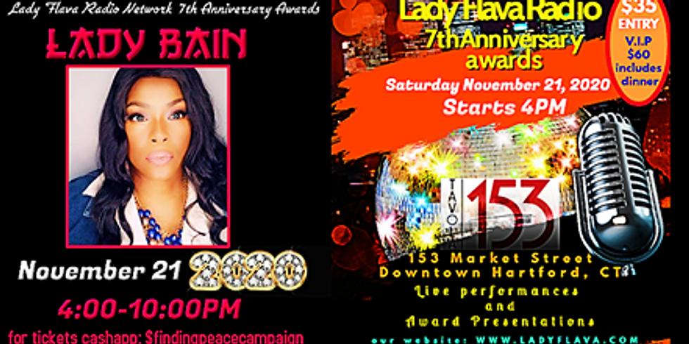 Lady Flava Radio 7th Anniversary
