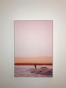 90x60cm Floating Framed Canvas