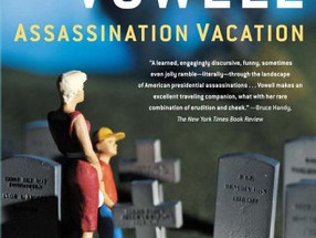 Sarah Vowell, Queen of the Historical Road Trip