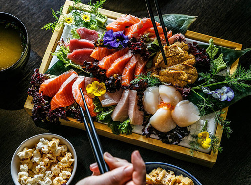 Uni Boom Boom, A suburban heaven for sea urchin die-hards - [Time Out Magazine]