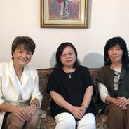 Tomoyo Nonaka, Suzue Miuchi & Izumi Masukawa