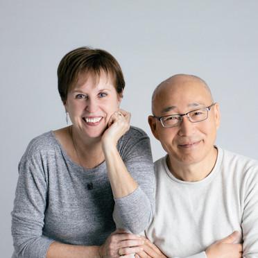 Jennifer & Charles Kim