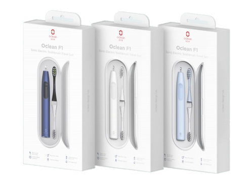 Oclean F1 Sonic Electronic Toothbrush Travel Suit