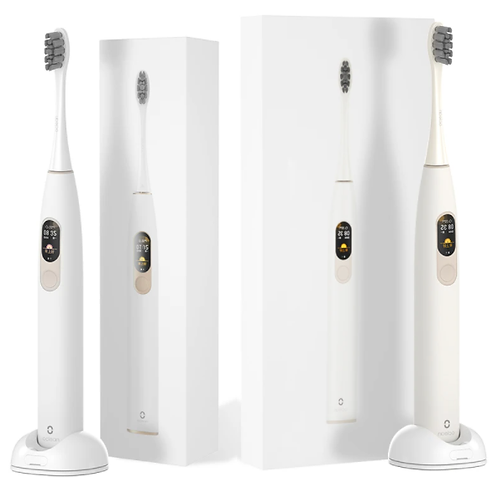 Oclean X Sonic Electric Toothbrush Color LCD Touch Screen