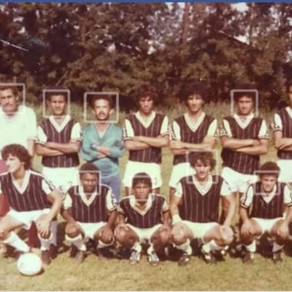 O TIME DO PICARETAS, NO IBC, EM 1987