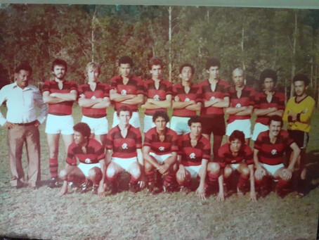 O FLAMENGUINHO DA VILA 7, EM 1982