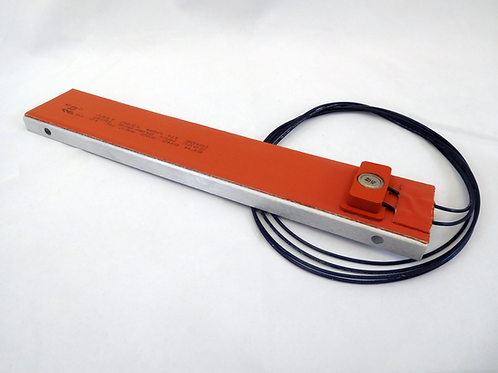"""Enclosure - 2"""" x 6"""" heater, 48"""" Teflon leads, 60°F, mounting plate"""