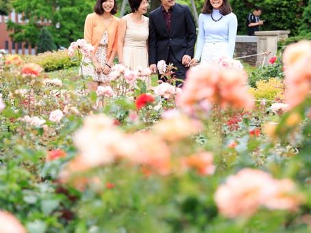 カメラマン羽田哲也のブログ:家族写真撮影!