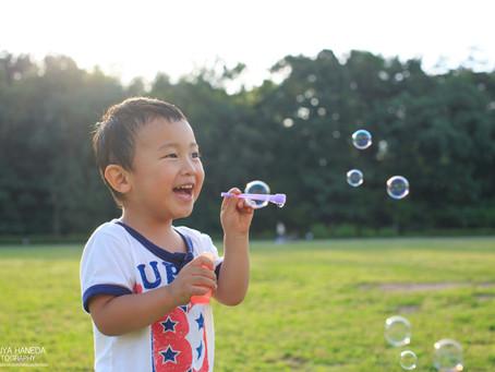 カメラマン羽田哲也のブログ:子供の成長は嬉しい!