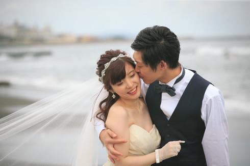 カメラマン羽田哲也、出張撮影、ブライダルカメラマン、横浜、東京、前撮り、後撮り