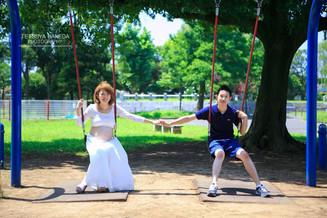 カメラマン羽田哲也、出張撮影、ブライダルカメラマン、横浜、東京、前撮り、後撮り、マタニティフォト、マタニティ、妊婦