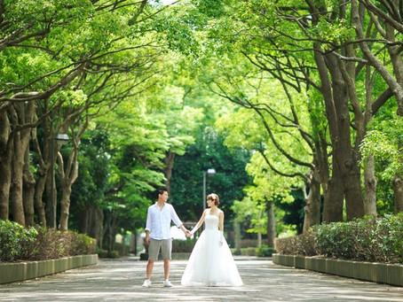 カメラマン羽田哲也のブログ:結婚8年目の後撮り。