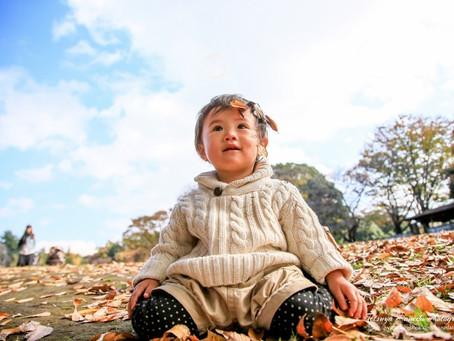 カメラマン羽田哲也のブログ:ハル君家族写真出張撮影