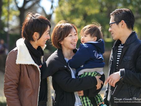 カメラマン羽田哲也のブログ:所沢の航空公園で家族写真撮影