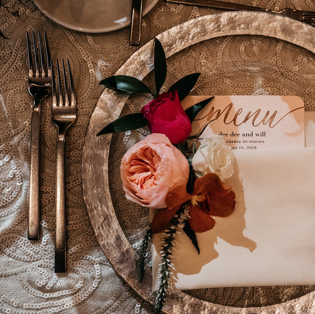 Meant2Be Events L'Auberge Sedona Sergio Photo