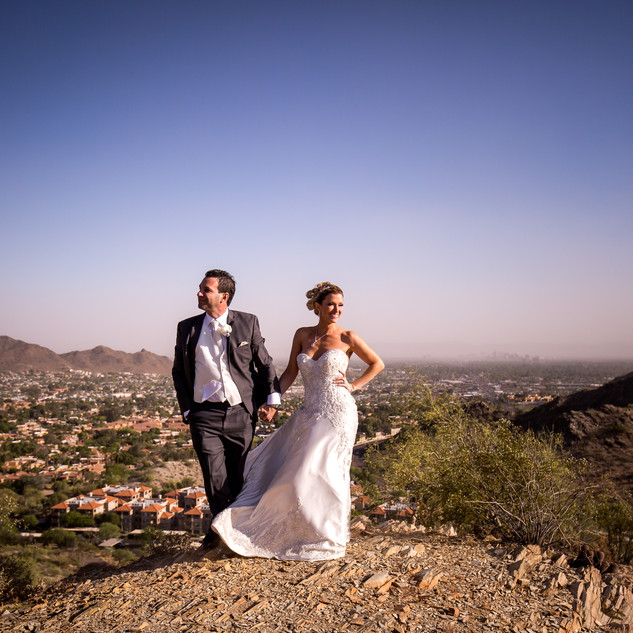 Meant2Be Events Pointe Hilton Tapatio Cliffs Ben & Kelly Photography