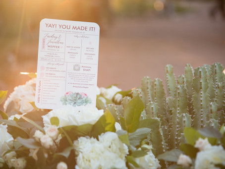 Tips to coordinate your wedding theme