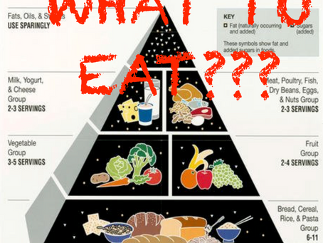 What to eat?