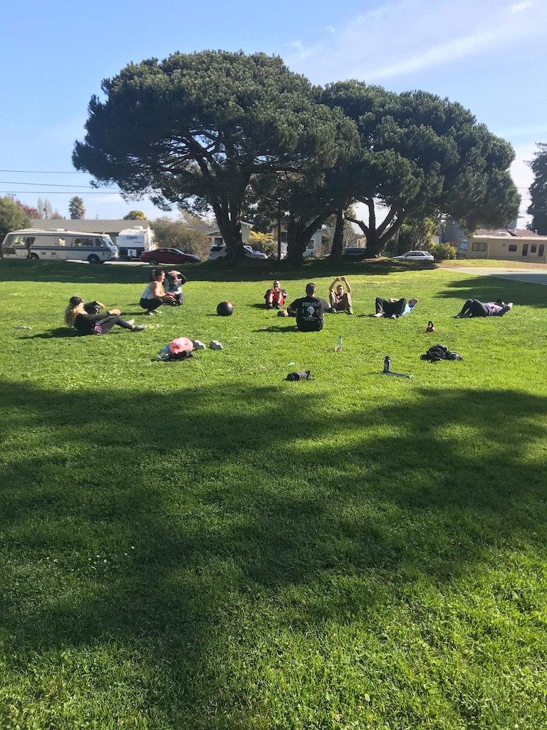 FREE Social Distance Workout Class!