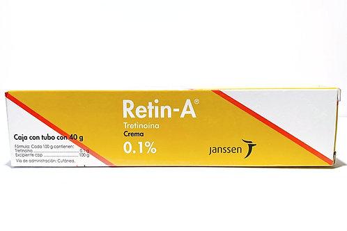 Retin A Tretinoin 0.1% 40g Cream Vitamin A EXP. 1/2023