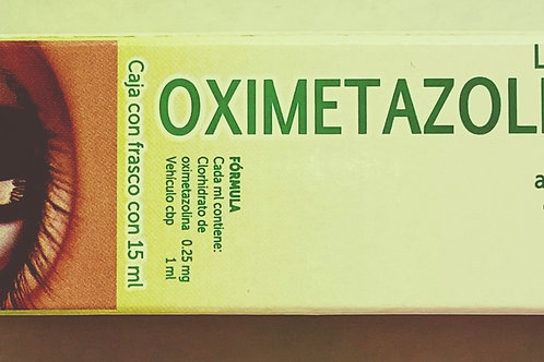 Oximetazolina (Red Eyes) ophthalmic solution 0.025%