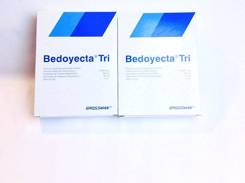 2x$95.00 Bedoyecta B12 Shots Complex B Vitamin Injectables B12