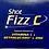 Thumbnail: Shot Fizz C (Vitamin C+Betaglucano+Zinc) orange flavor powder packages