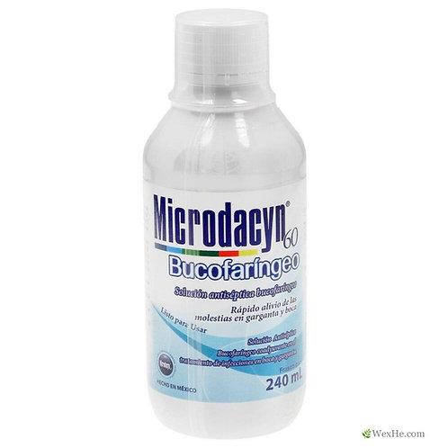 MICRODACYN 60 OROPHARYNGEAL ANTISEPTIC SOLUTION 240ml (8oz)