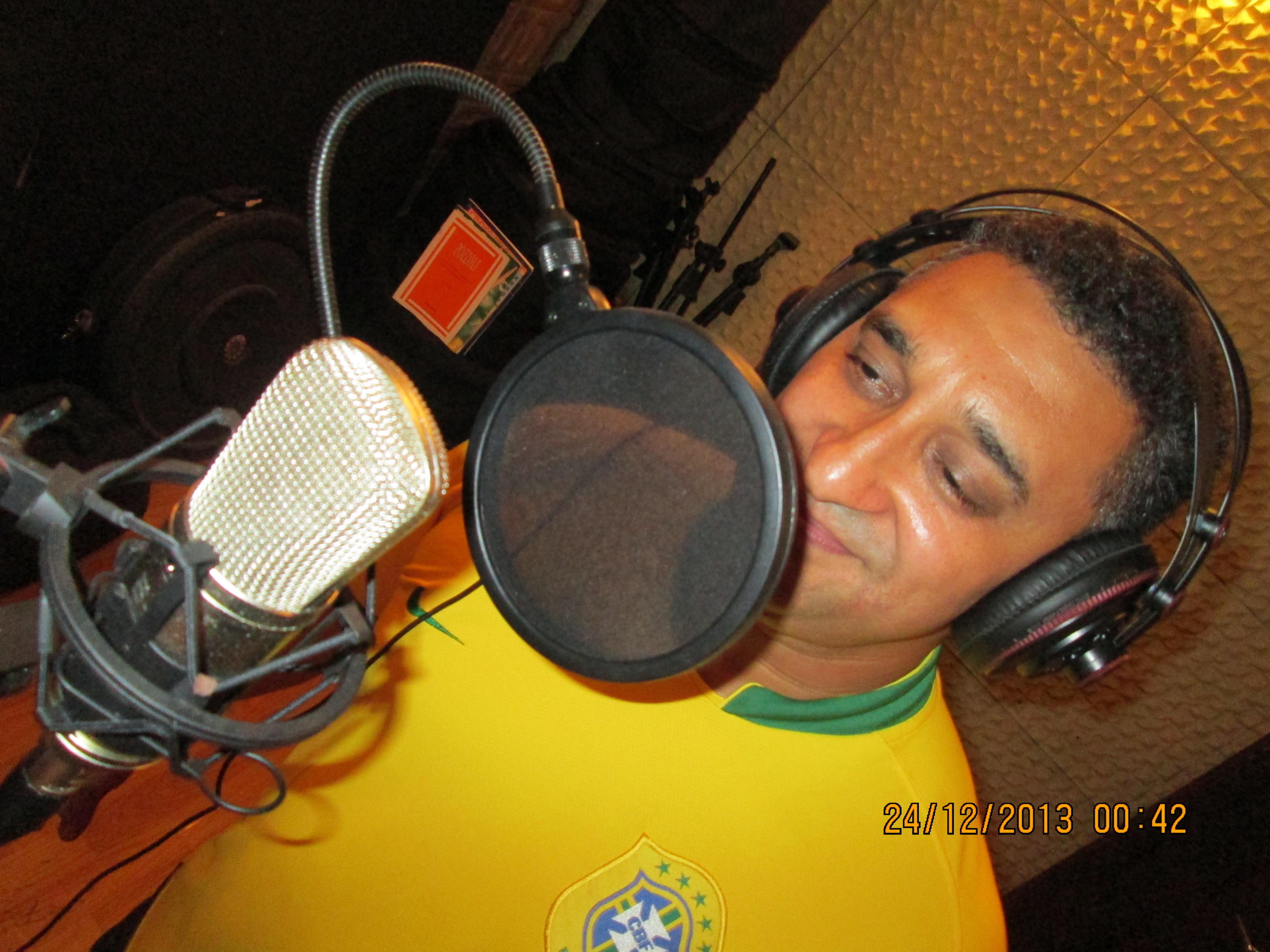 LB in Studio 1
