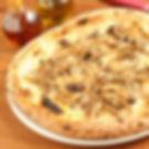 みなかみペンション朝ねぼうのおすすめランチ「ピザ・ラビエール」