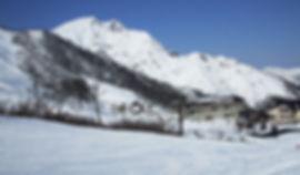ペンション朝ねぼうから近い天神平スキー場