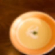 ペンション朝ねぼうのボリュームたっぷりなおいしい朝食 ヨーグルトまたはスープ