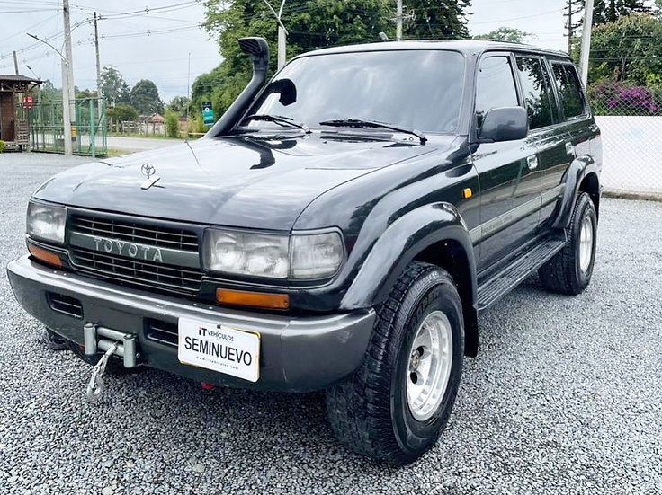 Toyota Burbuja  AT 1993