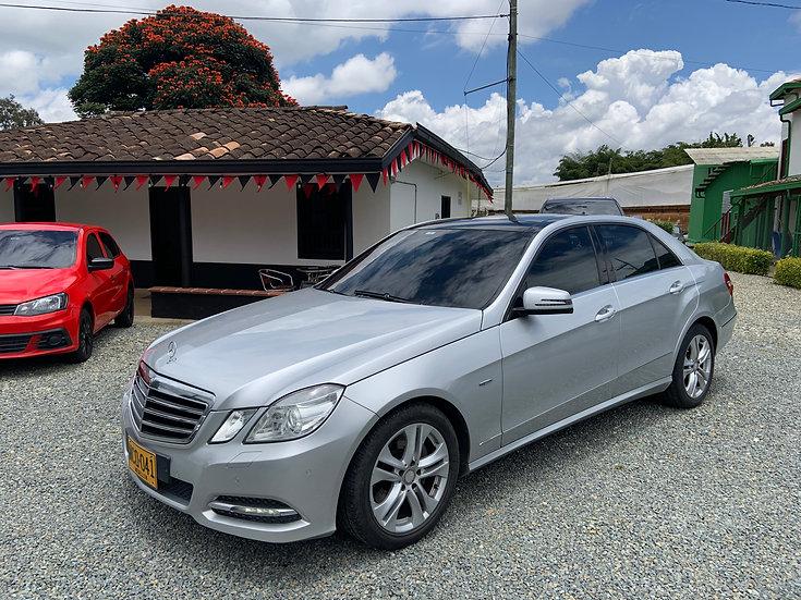 Mercedez Benz E250 CGI