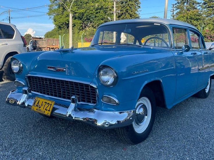 Chevrolet Belaire AT 1955