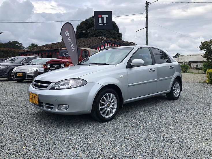 Chevrolet Optra AT 2008