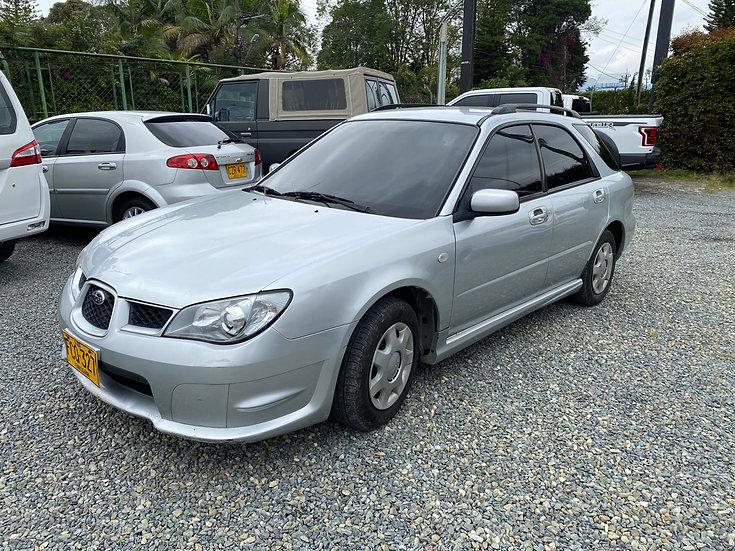 Subaru Impreza GL 2000 AT 2006