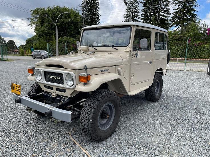 Toyota FJ40  1983