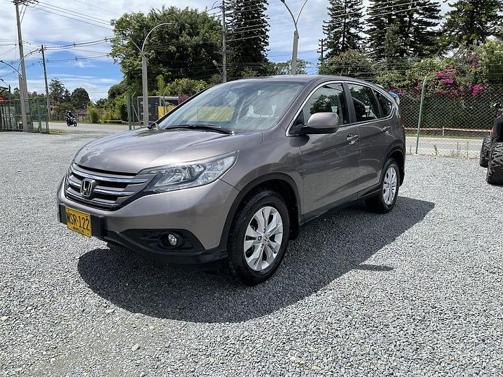 Honda CRV - EXL AT 2012